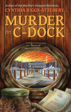 MURDER ON C-DOCK cover mock up 2